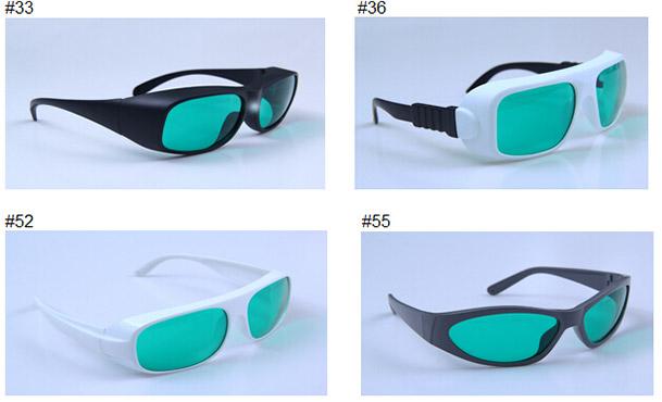 Lazer Koruyucu Gözlük